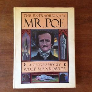 """The Extraordinary Mr. Poe"""